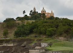 DSC_7743p (Milan Tvrd) Tags: cholula mxico puebla pyramide zonaarqueolgica