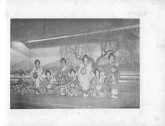 Naniwa Odori 1936 007 (cdowney086) Tags: naniwaodori shinmachi   vintage 1930s osaka  geiko geisha