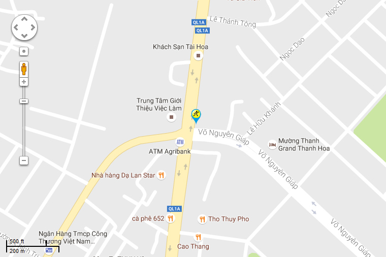 Khai trương siêu thị Điện máy XANH Quang Trung, Thanh Hóa