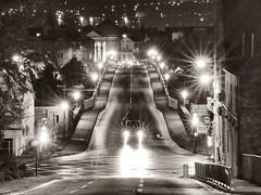 Smeaton's Bridge Perth (Tomryan99) Tags: perth perthshire scotland night nightphotography smeatonsbridge olympus omd em1
