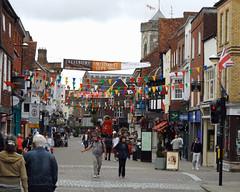 Salisbury 2016 (Sweet Mango 1965) Tags: salisbury 2016 town centre shopping