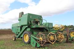 IMG_2334 (lesleydoubleday) Tags: langar farming farmmachinery johndeere johndeere50thcelebration tractor