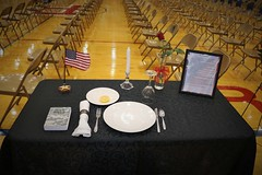 Memorial Table (indyhonorflight) Tags: indyhonorflight homecoming charity taboas ihf 20 21 privatetaboas public2021 public