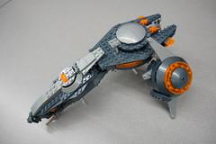 DSC06801 (starstreak007) Tags: megabloks halo phaeton gunship