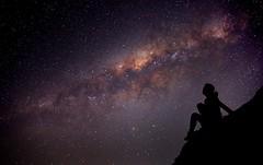 vintergatan/watching the nightsky: stars and milky way (Honey Fried Chicken) Tags: milkyway norahhead nsw australia stars night sky vintergatan stjrnor natt