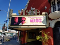 Entertainment, War Dogs, Marquee