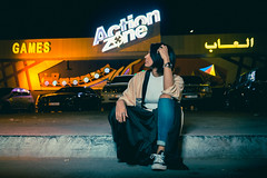 Action Zone (White Cube Studios) Tags: abu dhabi uae national day azza mughairy waleed shah fujifilm throwback