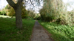 Scarborough - Whitby  old railway (dave_attrill) Tags: scarborough whitby disused line trackbed route cinder path dr beeching report 1965 ner north eastern railway october 2016