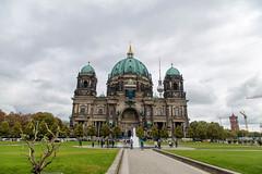 Berliner Dom: Frontalansicht (kevin.hackert) Tags: berlin berlinerdom domkirche mitte museumsinsel oberpfarrkirche spreeinsel stadtmitte ev evangelisch