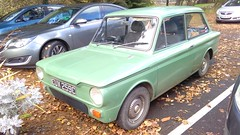 Hillman Imp CUX259C (Andrew 2.8i) Tags: hillman imp rootes british classic car