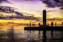 Evening fishing (goranjobs) Tags: minolta md 50mm f14