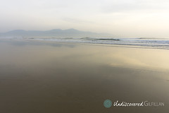 The beach of Da Nang (Undiscovered Gilfillan) Tags: beach ocean sontrapeninsula danang vietnam centralcoast landscape surf white minimal sand fineartphotography photography sunrise travel