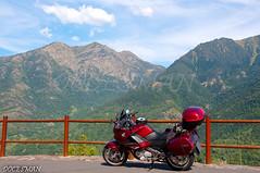 VALLE DE ARAN (DOCESMAN) Tags: pirineos pyrenees honda deauville nt700v españa spain portillon ethportilhon garonne valledearan