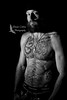 Model Josh (Shawn Collins Photography) Tags: model modeling male malemodel beard beardmodel hairy hairymodel scruff fuzzy tattoo built fitness fit fitnessmodel arms chest abs shirtless buff rough masculine hairychest lumbersexual dirty muscle muscular men handsome sexy tough