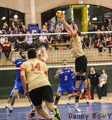 Carabins vs Rouge et Or (Danny VB) Tags: volleyball udem carabins universitédemontréal montreal laval quebec rougeetor rseq canon 6d dannyboy sports