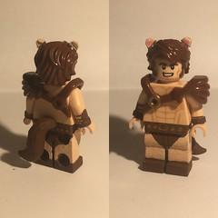 Lego Twits and Crits: Dirik Benslore (Theindianaevan) Tags: minifigure custom lego legodirikbenslore dirikbenslore legotwitsandcrits twitsandcrits legofunhaus funhaus