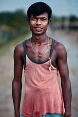 The man with the key (Hasnat Islam Rizon) Tags: people portrait lifestyle streetphoto streetportrait outdoor bangladeshi