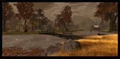 IASWAS Autumn Contest (stormyseas11) Tags: secondlife sl autumn golden landscape itallstartswithasmile virtual stormyseas