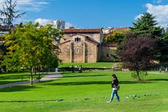 Maana de domingo IV (Oscar F. Hevia) Tags: domingo parque sol otoo sunday park sun autumn santullano sanjuliandelosprados asturias asturies espaa oviedo principadodeasturias spain uvieo uviu santuyano