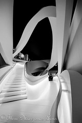 _MG_1392-Editwtmk (www.ThruMarzenasLens.com) Tags: dorianaandmassimilianofuksas italian marzenagrabczynskalorenc massimilianofuksas nyc architectural architecture bw blackandwhite building concept contemporary creative design dimentional futuristic geometric geometrical interior lines modern perspective project staircase stairs stairway steps structure white wwwthrumarzenaslenscom