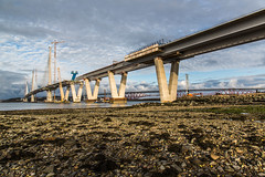 Oct2016_001 (Jistfoties) Tags: forthbridges newforthcrossing queensferrycrossing pictorialrecord forth southqueensferry construction civilengineering