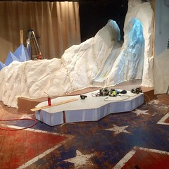 The Coterie presents... RUDOLPH at ... er, the *South* Pole. (Just kiddin', the last play was set in the Little Rock and the North Pole floor isn't painted yet). #rebelyankeefloor (TheCoterieTheatre) Tags: httpswwwinstagramcompbl7haach1um httpsscontentcdninstagramcomt51288515sh008e35146939021900379680694706972788231490240512njpgigcachekeymtm2nzgzmzg2mjazoda1mtcyna3d3d2 the coterie theatre kansas city crown center kc kcmo for young audiences instagram presents rudolph er south pole just kiddin last play was set little rock north floor isnt painted yet rebelyankeefloor