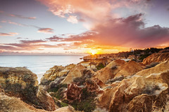 erosions (Vitor Pina) Tags: landscape seascape moments contrast nature waterscape ocean outdoor sunset rocks