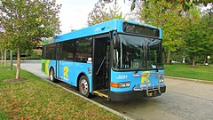 Montgomery County Transit Ride On 2014 Gillig Low Floor Advantage Diesel #5091 (MW Transit Photos) Tags: montgomery county transit ride on gillig low floor advantage diesel