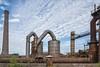 L1050070 Symmetry of Chimneys (idunavision) Tags: duisburg landschaftsparknord industrie leica