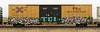 Maple/Intel (quiet-silence) Tags: graffiti graff freight fr8 train railroad railcar art maple intel tci ttx tbox boxcar tbox661720