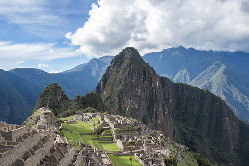 Peru - Inca Trail - Day Four - 09 10 2016