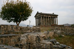 Garni Pagan Temple, 1st century, Armenia (Marianna Gabrielyan) Tags: garni pagan temple historic historicbuildings armenia outdoor historicmonuments 1stcentury canoneosdigitalrebelxti canonefs1855mmf3556isusm