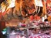 Hanging Jamon Boqueria Barcelona.jpg (rkimk54) Tags: barcelona boqueria market jamon spain food places