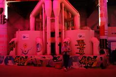 Hip Hop Corner at Window of the World (the waving cat) Tags: shenzhen china windowoftheworld