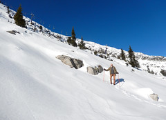 At 2150m on Nov 8 (jjdorsey57) Tags: bc jjdorsey57 bigwhite