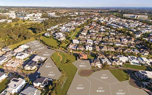 Lot 2110, Wirrabrook Rise, Bella Vista NSW 2153