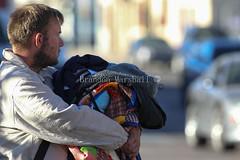 Denver Homeless Sweeps. (B. Marshall) Tags: homeless humanintrest poverty denver colorado humanrights abuse michaelhancock