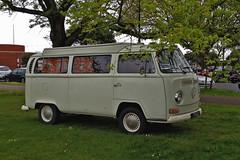Camper Van Calendar - December (Jainbow) Tags: camper van veedub vw kombi bus volkswagen southsea portsmouth jainbow