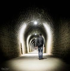 dernier voyage (olivier.debot) Tags: fiction tunnel tamron nikond7100 death mort esprit fantme imaginaire