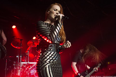 IMG_9028 (steelsoul) Tags: epica metal symphonicmetal baltimore baltimoresoundstage soundstage concert live band music holographic principle