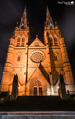 DSC_0020 (Pavel Vopalka Photography) Tags: lights christmas photography night cathedral d5500 tokina 2016 nikon sydney outdoor