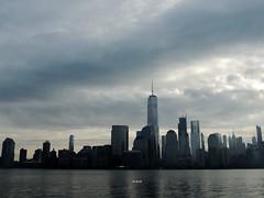 World Trade Center 11-26-16 (local1256) Tags: manhattan hudsonriver skyline building buildings newyorkcity newyork worldtradecenter wtc lowermanhattan manhattanskyline