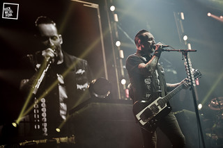 14.11.16 // Volbeat @ Vorst // Shot by Daria Colaes