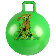 Kids Jumping Hopper Ball (zhuchuangtoys) Tags: kids jumping play hopper ball toys pvc plastic logo advertising gift print colorful sticker