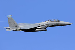 91-0315_F-15EStrikeEagle_UnitedStatesAF_LKH (Tony Osborne - Rotorfocus) Tags: mcdonnell douglas f15 f15e strike eagle boeing mudhen united states air force europe raf lakenheath 2016