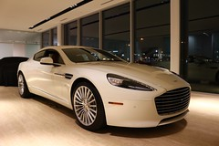 IMG_3449 (itskevinng) Tags: cars astonmartin rapide montreal canon 100d decariemotors