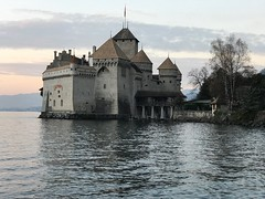 My Year My View Castle Chillon Castle Chillonchateau Switzerland  History Place Calmness Relax at montreux (ciaobucarest) Tags: myyearmyview castle chilloncastle chillonchateau switzerland  history place calmness relax
