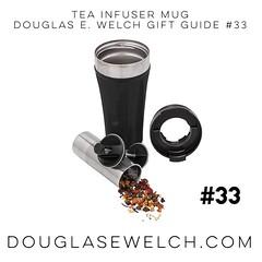 Tea Infuser Mug | Douglas E. Welch Gift Guide #33 #gift #tea #drink #food (dewelch) Tags: ifttt instagram tea infuser mug | douglas e welch gift guide 33 drink food