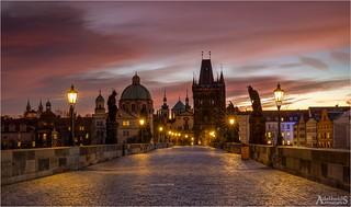 Charles Bridge, Prague, Czech Republic (explored)