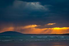 Gerroa (Andy Hutchinson) Tags: gerroa cloudy australia sunset sevenmilebeach nsw newsouthwales au